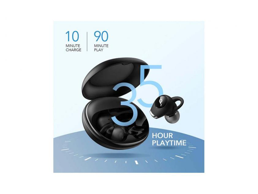 Earphones Anker Soundcore Life Dote 2 Black (A3931G11)