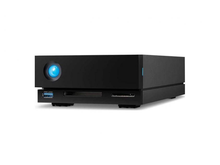 External HDD Lacie 1 Big Dock Thunderbolt 3 8TB USB-C (STHS8000800)