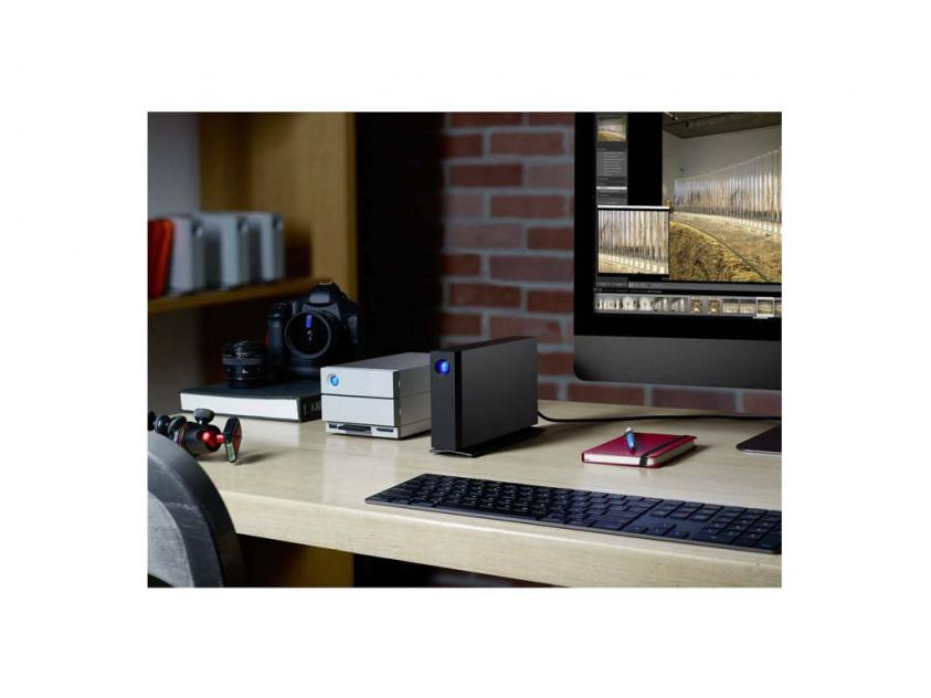 External HDD Lacie D2 Professional 6TB USB-C (STHA6000800)