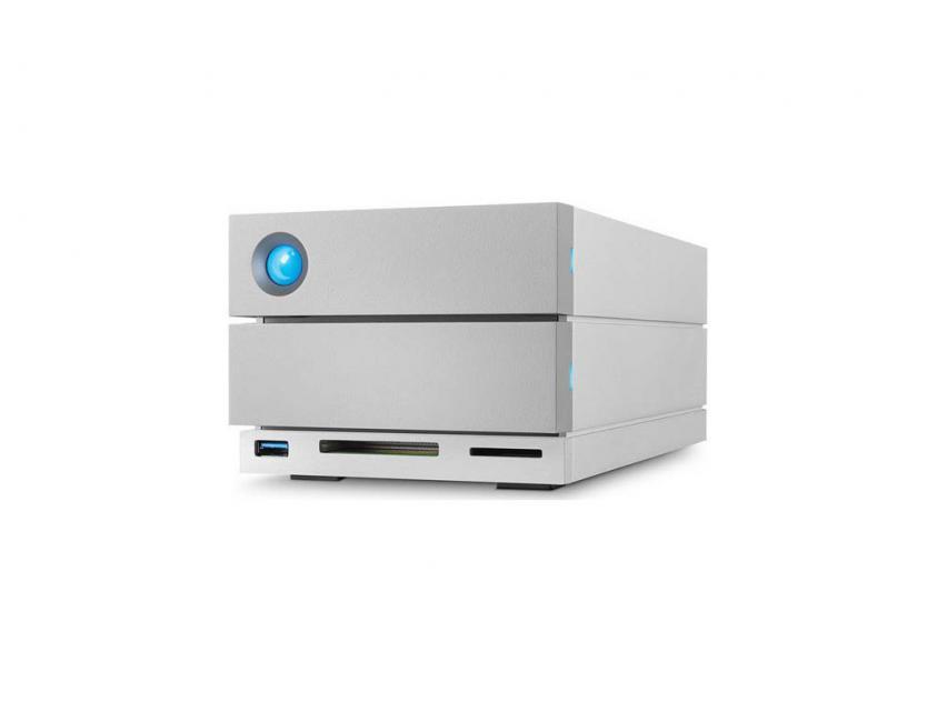 External HDD Lacie 2 Big Dock Thunderbolt 3 8TB USB-C (STGB8000400)
