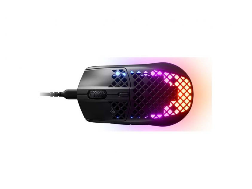Gaming Mouse SteelSeries Aerox 3 Wired Black