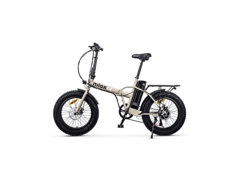 Electric Bike Nilox Doc E-BIKE X8 (30NXEB20V002V2)