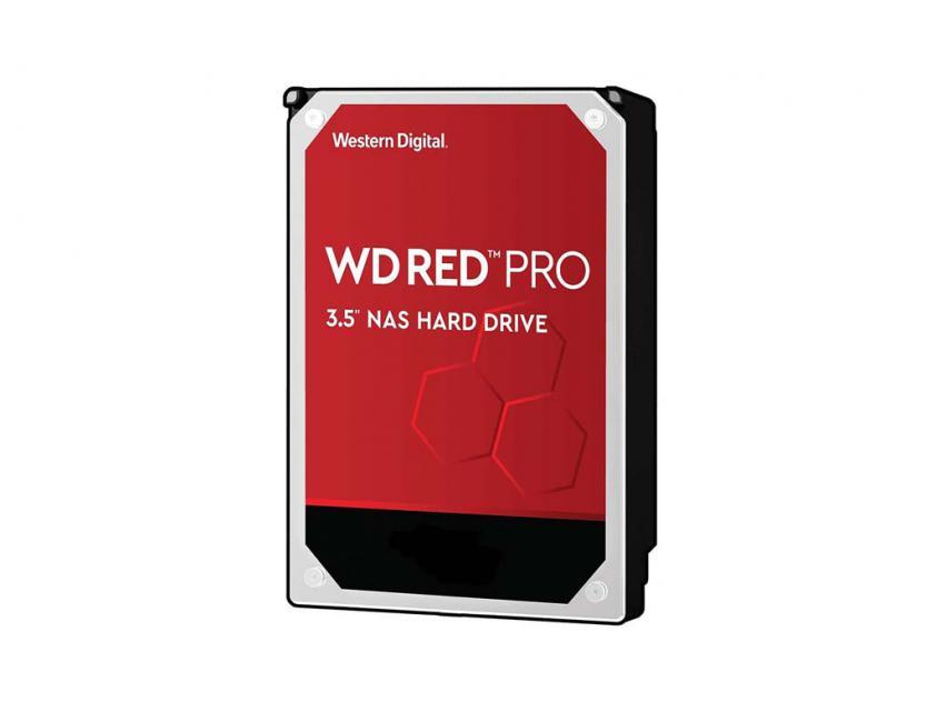 Internal HDD Western Digital Red Pro 14TB SATA III 3.5-inch (WD141KFGX)