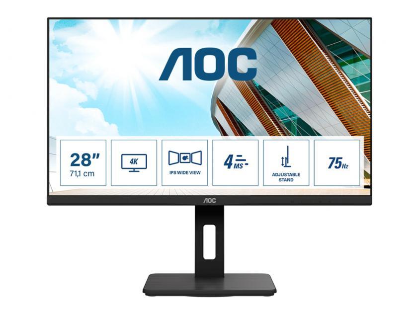 Monitor AOC U28P2A 28-inch (U28P2A)