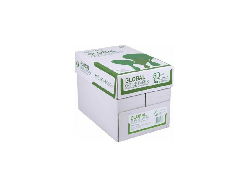 Paper Global Α4 80g 5x500 Sheets Box (GLOBALBOXA4)