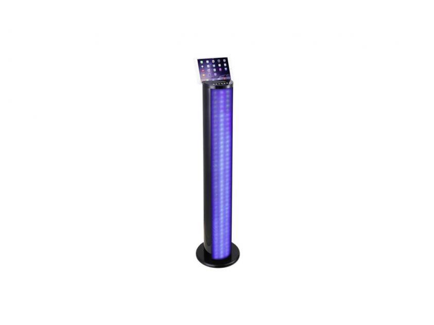 Portable Speaker Lenco Tower BTL450 Black Bluetooth (LEN-BTL450-BLA)