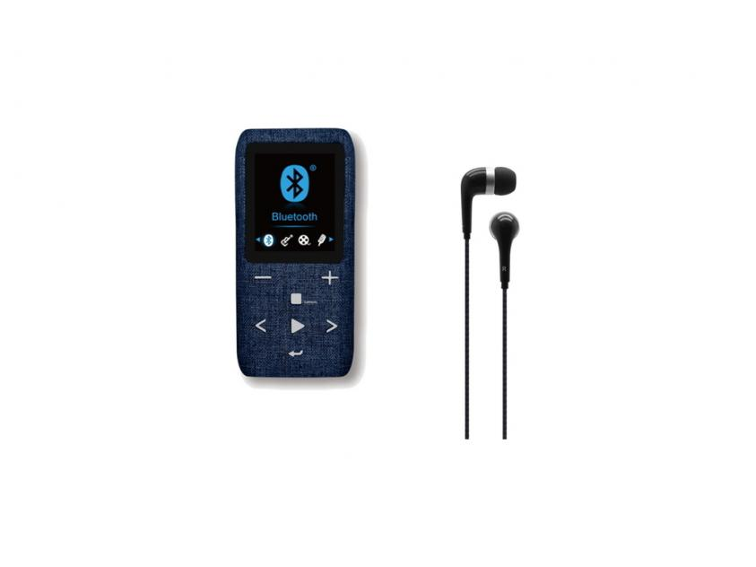 MP3/MP4 Player Lenco Xemio-861 Blue (XEMIO-861BU)