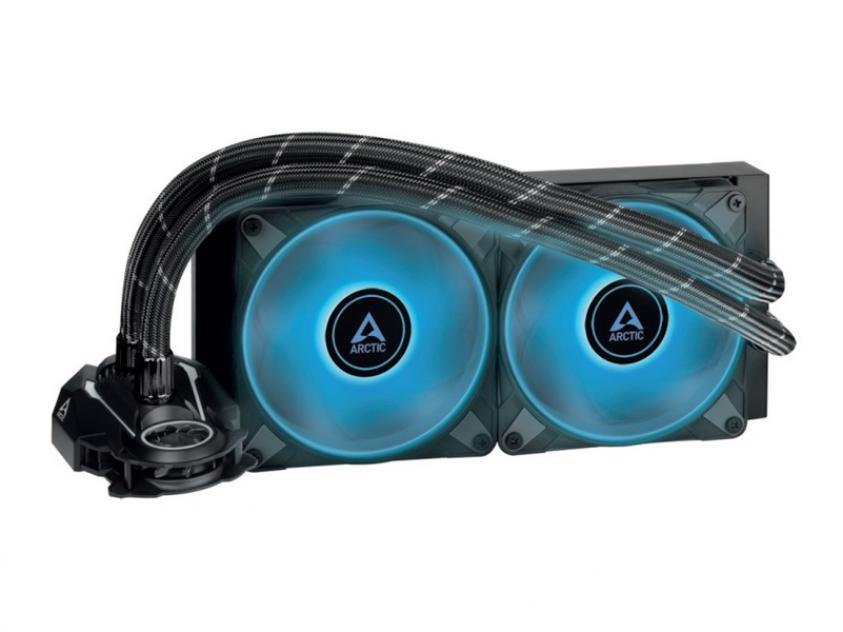 Liquid CPU Cooler Arctic Liquid Freezer II 240 RGB (ACFRE00098A)