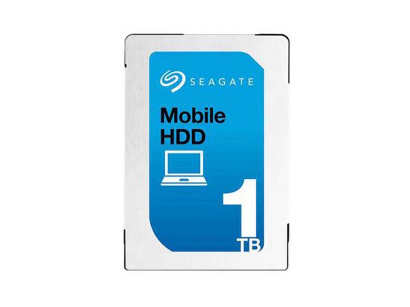 Internal HDD Seagate Mobile 1TB SATA III 2.5-inch (ST1000LM035)