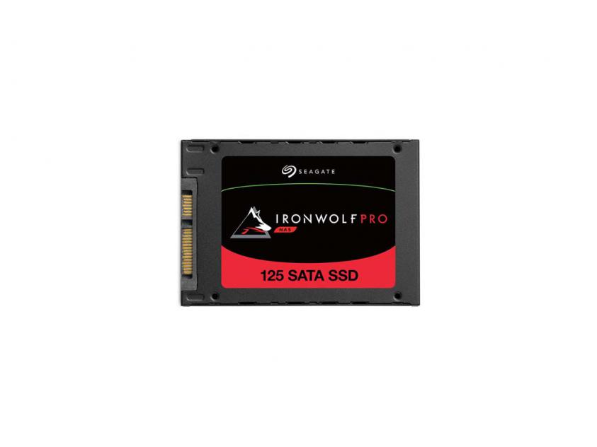 Internal SSD Seagate Ironwolf Pro 125 NAS 960GB 2.5-inch (ZA960NX1A001)