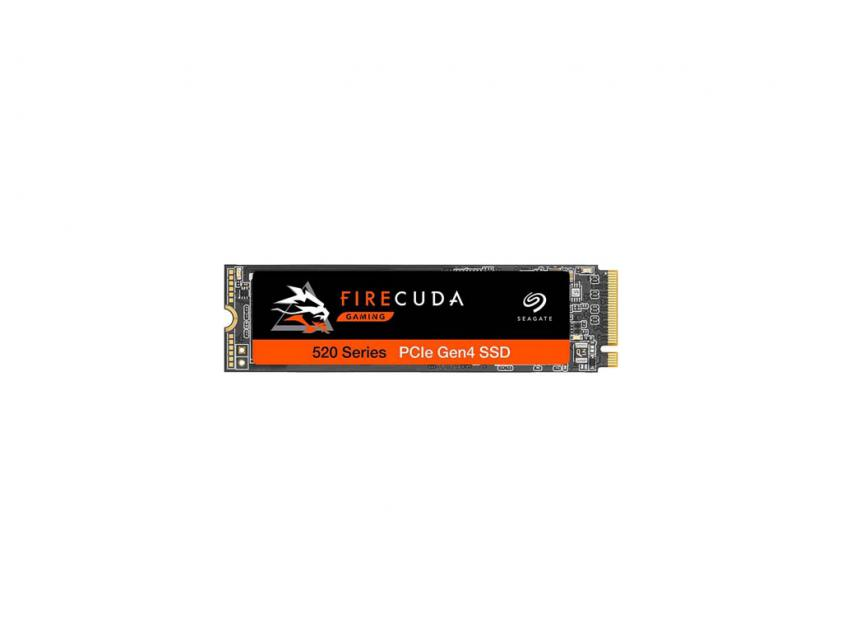 Internal SSD Seagate Firecuda 520 500GB M.2 (ZP500GM3A002)