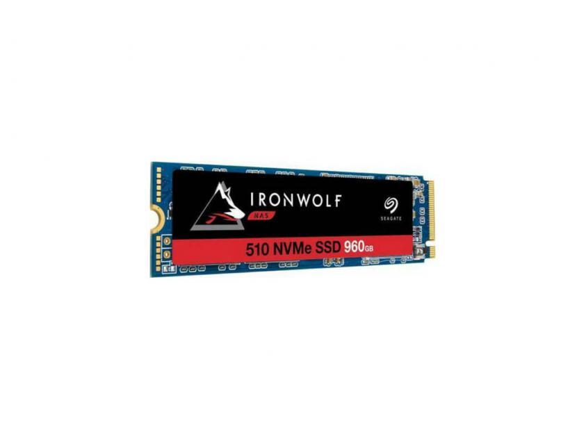 Internal SSD Seagate Ironwolf 510 960GB M.2 (ZP960NM30011)