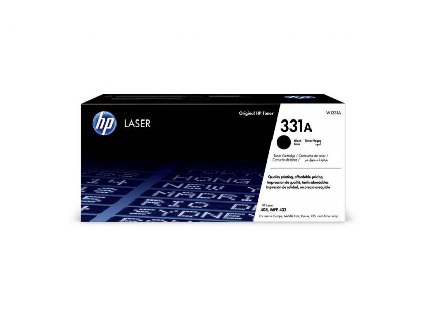 Toner HP 331A Black 5000Pgs (W1331A)