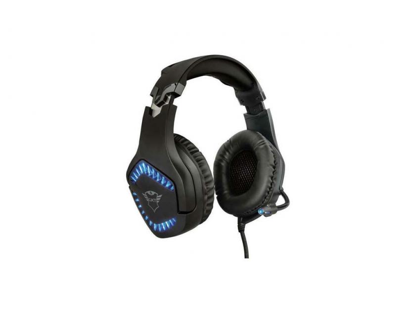 Gaming Headset Trust GXT 460 Varzz Illuminated (23380)