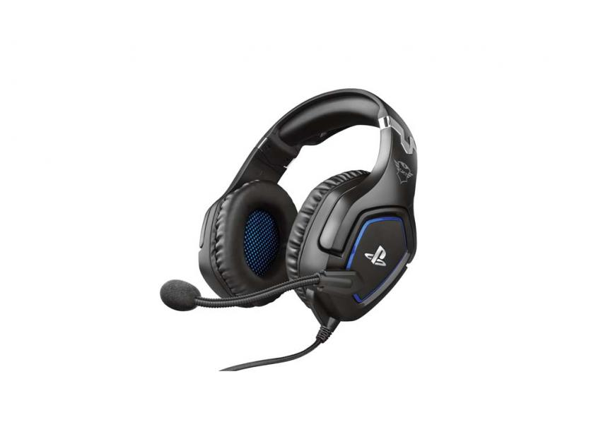 Gaming Headset Trust GXT 488 Forze For PlayStation Black Wired (23530)
