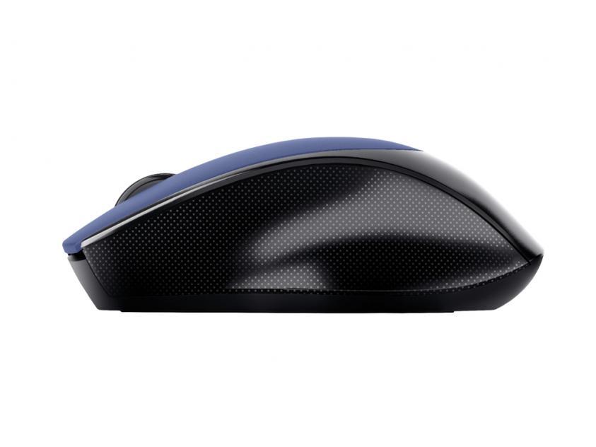 Mouse Trust Zaya Rechargeable Wireless Blue (24018)