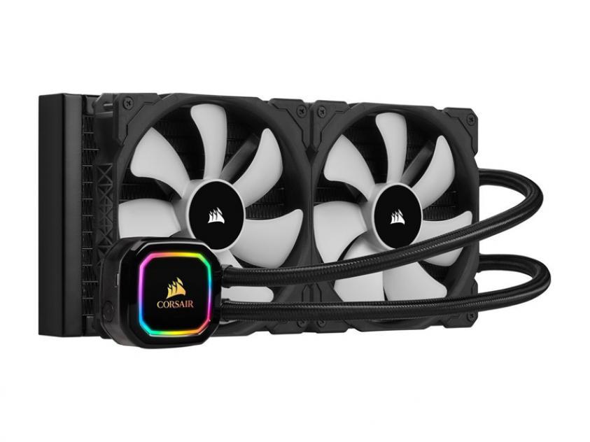 Liquid CPU Cooler Corsair iCUE H115i RGB PRO XT (CW-9060044-WW)