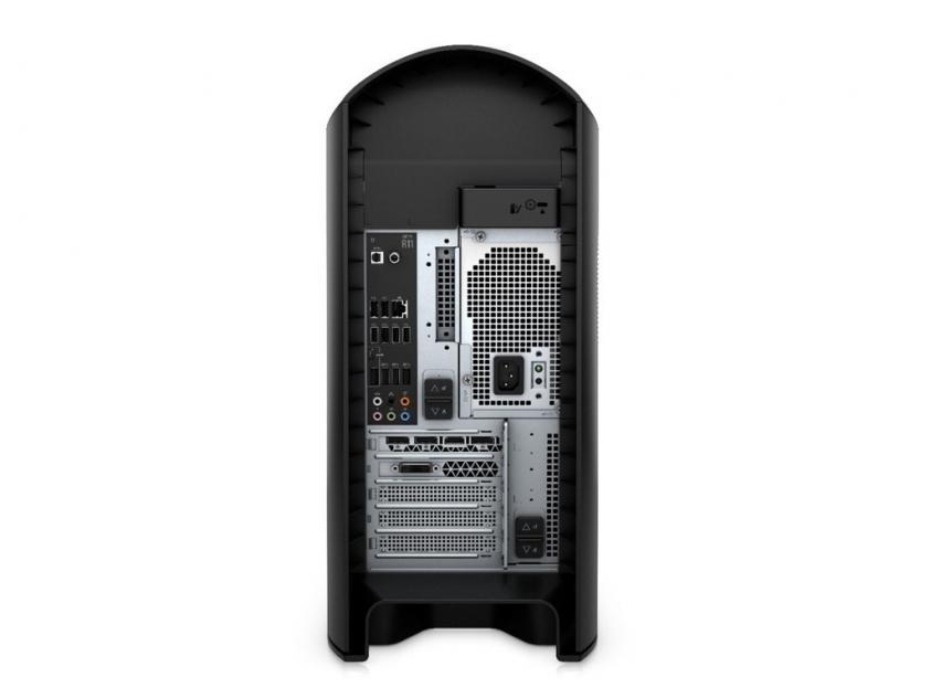 Gaming Desktop Dell Alienware Aurora R10 MT R7-5800X/16GB/1TBSSD/2TBHDD/GeForce RTX 3080/W10P/2Y/Dark Side of the Moon (471454082)