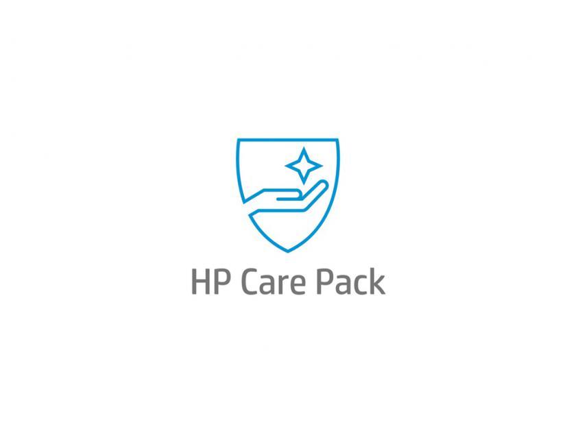 HP CP  2Y NBD Exch MFP Page Limit SVC (U9NQ9E)