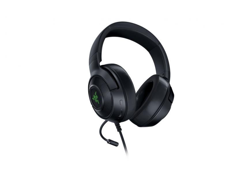 Gaming Headset Razer Kraken V3 X USB (RZ04-03750100-R3M1)