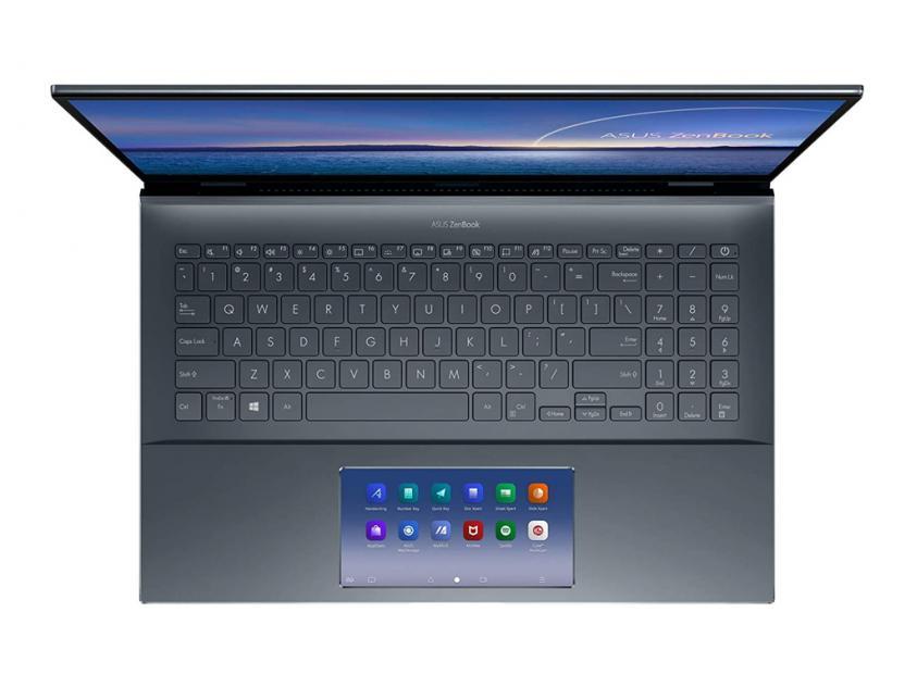 Laptop Asus Zenbook Pro UX535LI-WB711R 15.6-inch i7-10750H/16GB/512GB/GeForce GTX 1650Ti/W10P/2Y (90NB0RW1-M06150)