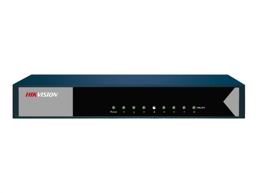Switch Hikvision DS-3E0508-E 8-Port 10/100/1000 Mbps (301801288)