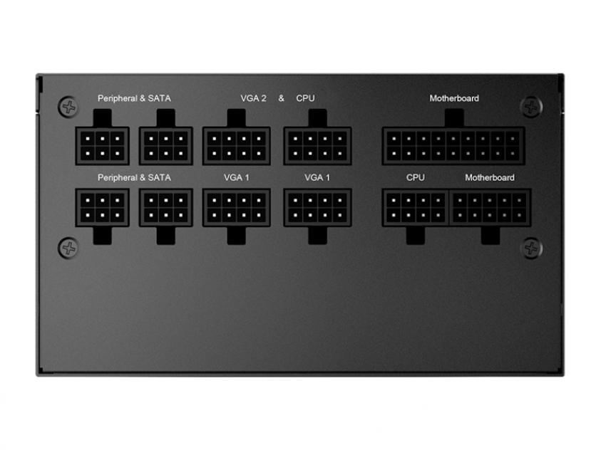 PSU MSI MPG A750GF 750W (306-7ZP0B11-CE0)