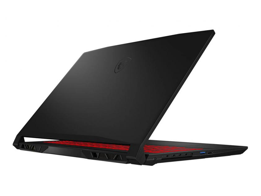 Gaming Laptop MSI Katana GF66 11UD 15.6-inch i7-11800H/16GB/512GB/GeForce RTX 3050 TI/W10H/2Y/Black (9S7-158212-295)