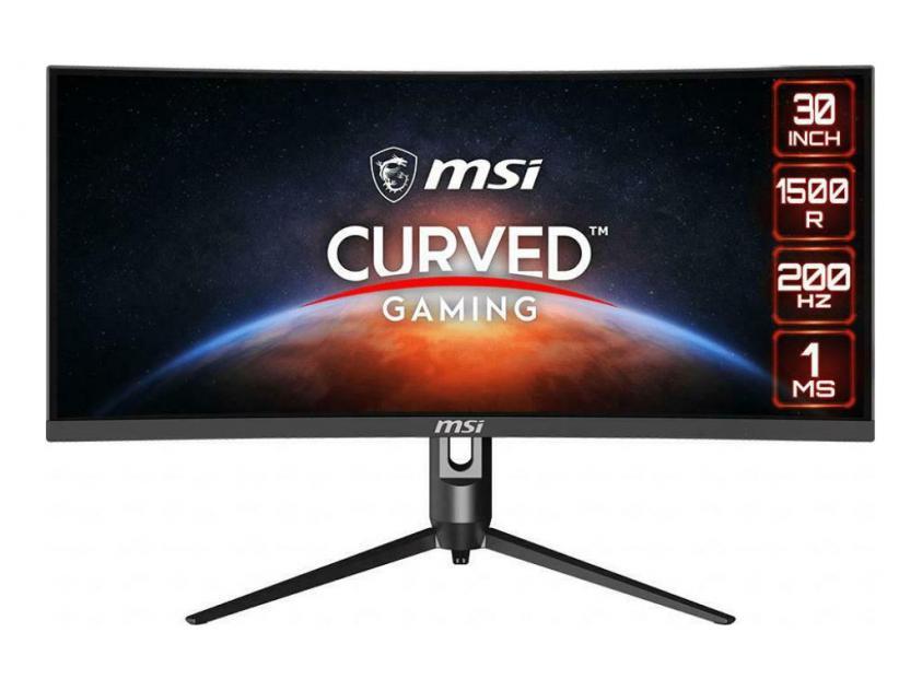 Gaming Monitor MSI Optix MAG301CR2 30-inch Curved (MAG301CR2)