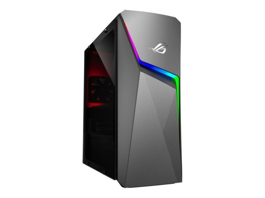 Gaming Desktop Asus ROG Strix G10DK-21202T R5-5600X/8GB/512GBSSD/1TBHDD/GeForce GTX 1660S/W10H/1Y (90PF02S2-M01200)