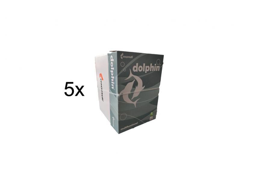Paper Dolphin Α4 80g 5 Boxes (DOLPH5BOXA4)