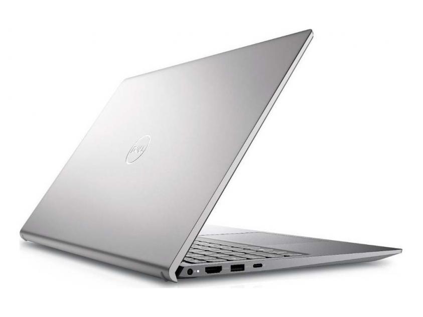 Laptop Dell Inspiron 5510 15.6-inch i7-11370H/8GB/512GB/W10H/1Y/Silver (471454057)