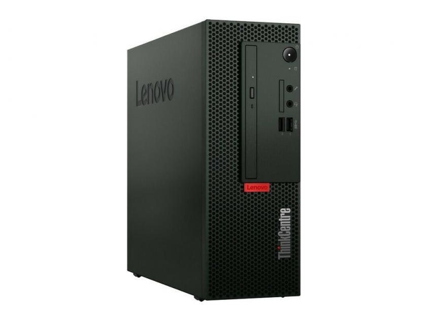 Desktop Lenovo ThinkCentre M70c SFF i3-10100/4GB/256GB/W10P/5Y/Black (11GJ0022MG)