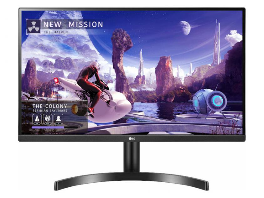 Gaming Monitor LG 27QN600 27-inch (27QN600-B.AEU)