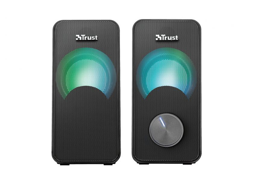 Speakers Trust Arys RGB Black (23120)