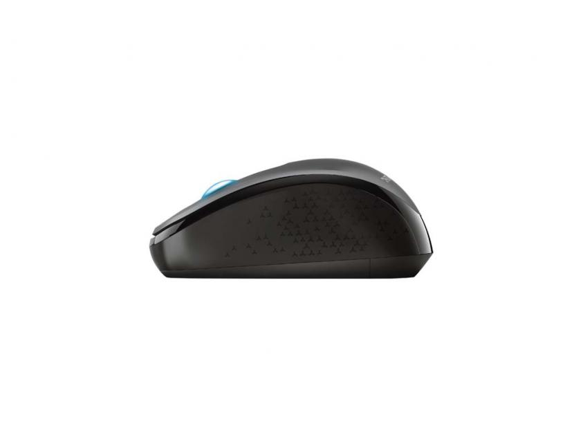 Mouse Trust Yvi Wireless Black (24208)