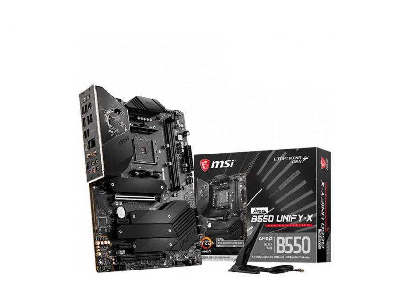 Motherboard MSI MEG B550 Unify-X (911-7D13-002)