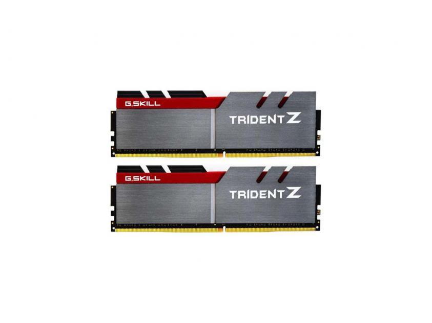 RAM G.Skill TridentZ 16GB Kit (2x8GB) DDR4-3200MHz (F4-3200C16D-16GTZB)