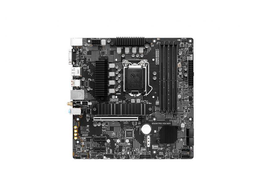 Motherboard MSI B560M Pro-VDH WiFi (911-7D18-001)