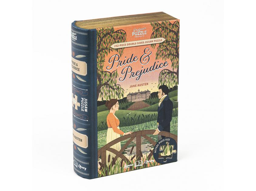 Jigsaw Pride and Prejudice – 252 Piece Double-Sided (5056297205999)