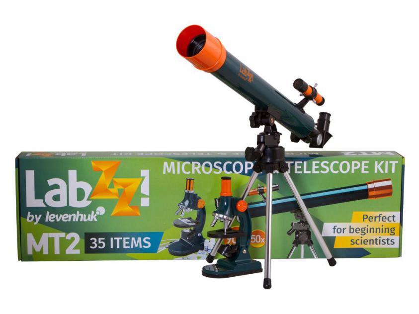Τηλεσκόπειο KIT LABZZ MT2 50mm + Microscope (0611901504872)