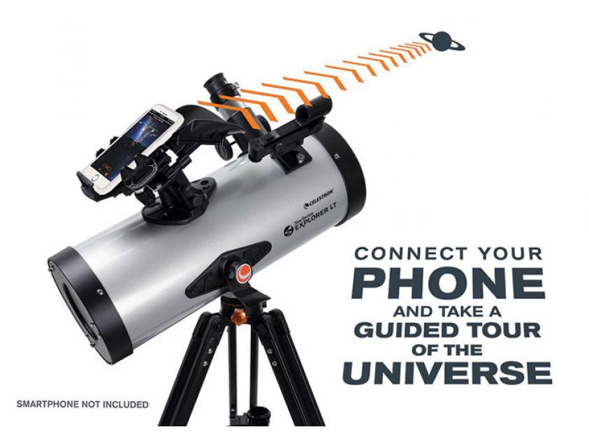 Τηλεσκόπειο STARSENCE EXPLORER LT 127AZ (50234224536)