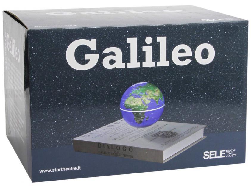 GADJET ΥΔΡΟΓΕΙΟΣ ΑΙΩΡΟΥΜΕΝΗ GALILEO (8007076000776)
