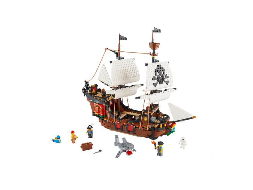 LEGO Creator Pirate Ship 31109 (LGO31109)