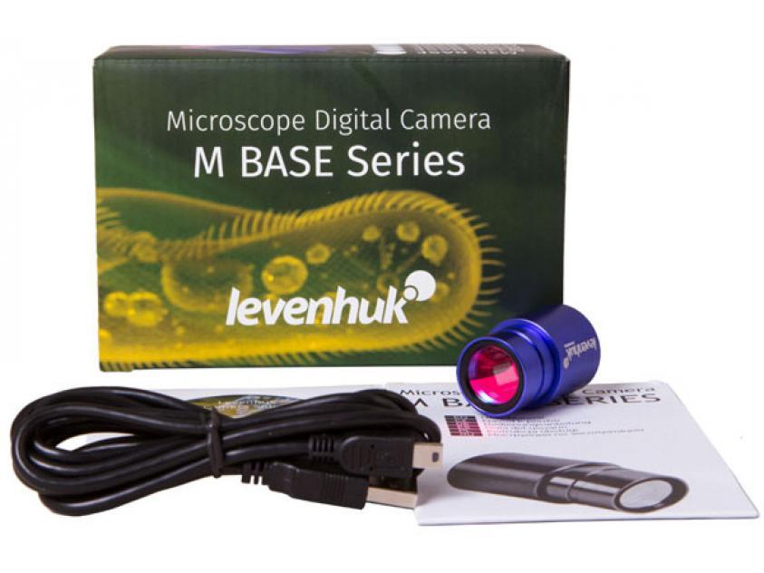 MICROSCOPE LEVENHUK CAMERA 0.3Mpx M35 (0611901505503)