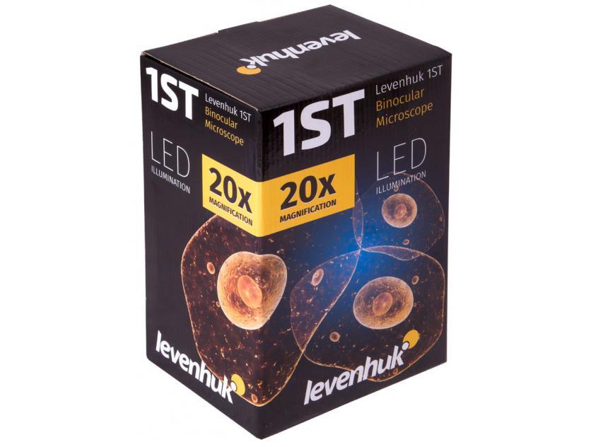 MICROSCOPE LEVENHUK STEREOSCOPIC 1ST (0611901505350)