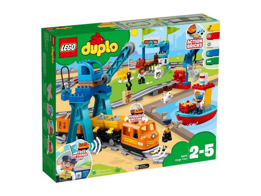 LEGO Duplo Cargo Train 10875 (LGO10875)