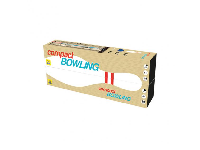Board Games Compact Bowling ( 6416550006203)