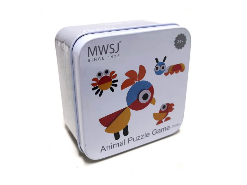 Board Games Animal Puzzle Game (6935494725808)